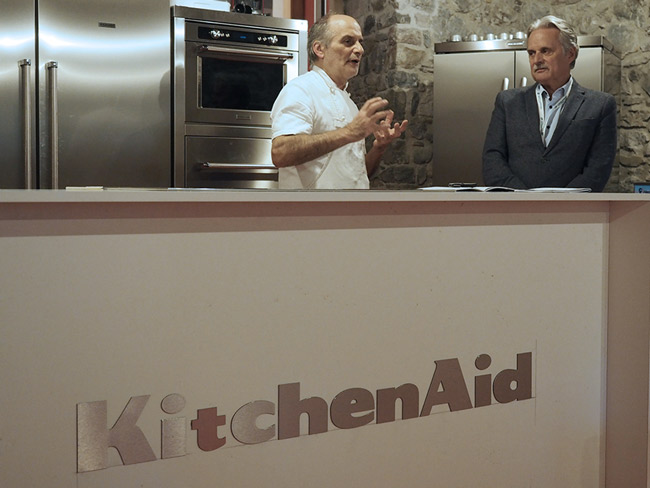 Corrado Assenza, Kitchen Aid