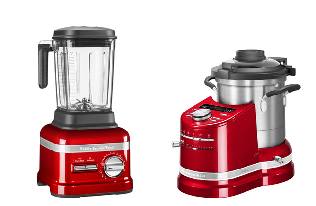 KitchenAid a Homi