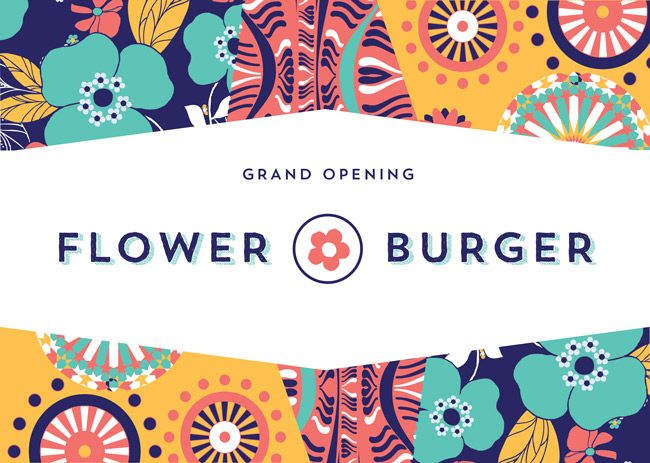 flower burger, locali a Milano