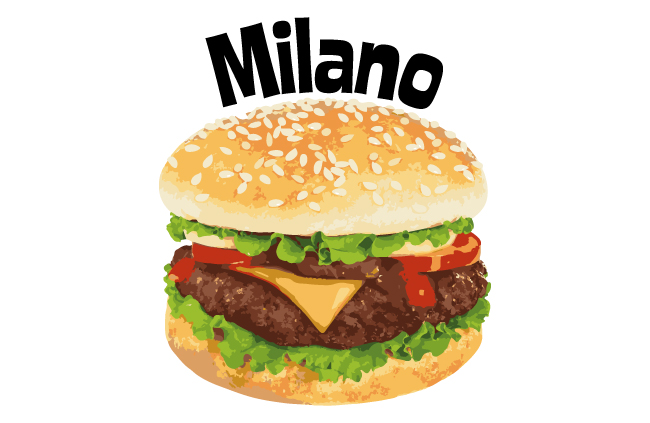 hamburger, milano, best hamburger